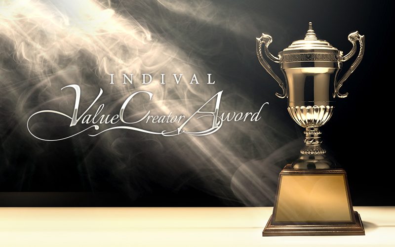INDIVAL Value Creator Award
